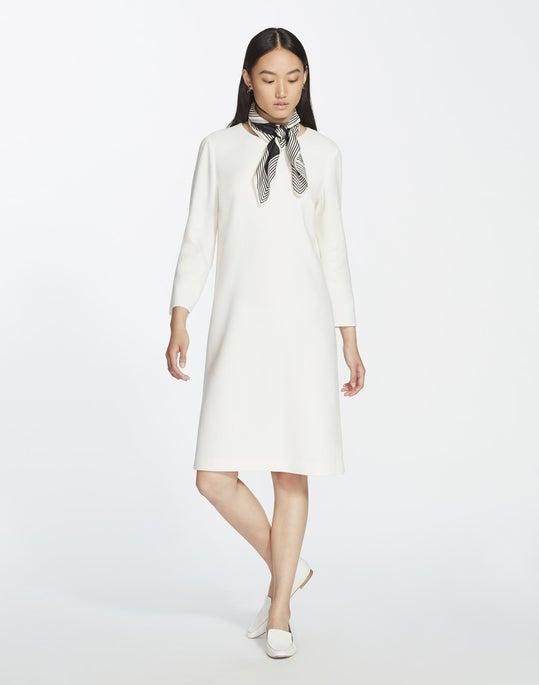 Petite Nouveau Crepe Giovanetta Dress