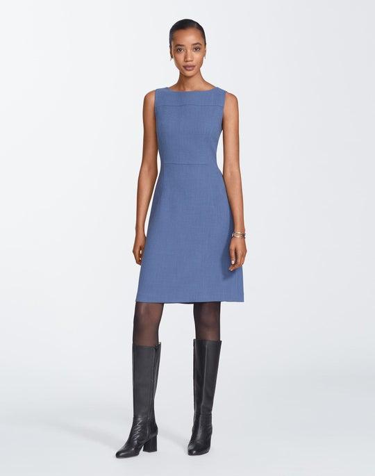 Plus-Size Nouveau Crepe Jojo Dress