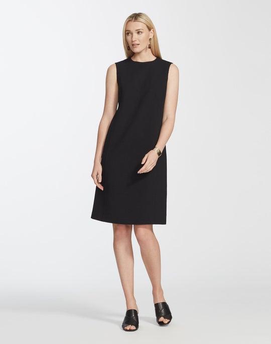 Nouveau Crepe Polly Dress
