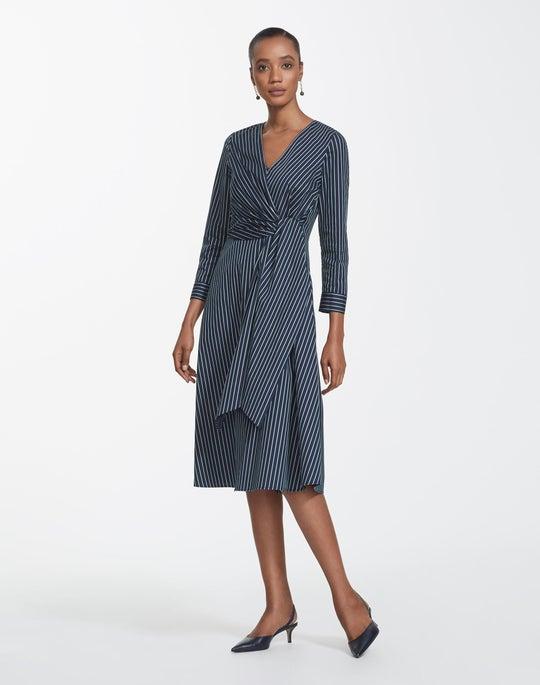 Series Stripe Olivia Dress