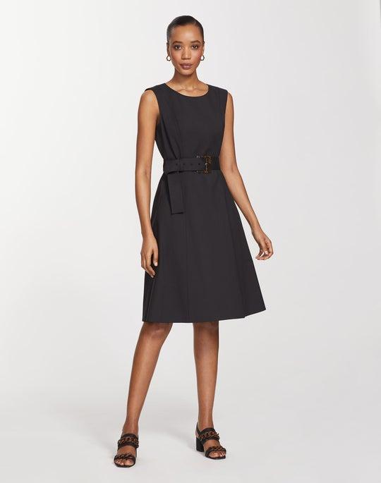Fundamental Bi-Stretch Leslie Dress