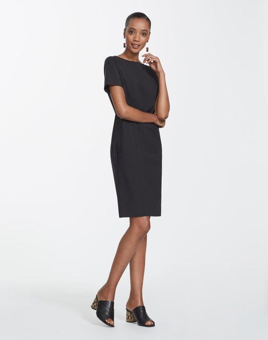 Fundamental Bi-Stretch Easton Dress