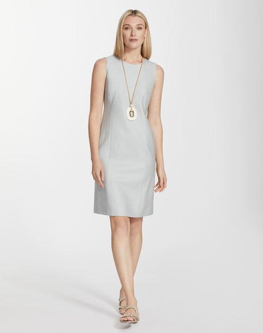 Petite Studio Weave Suzanne Dress