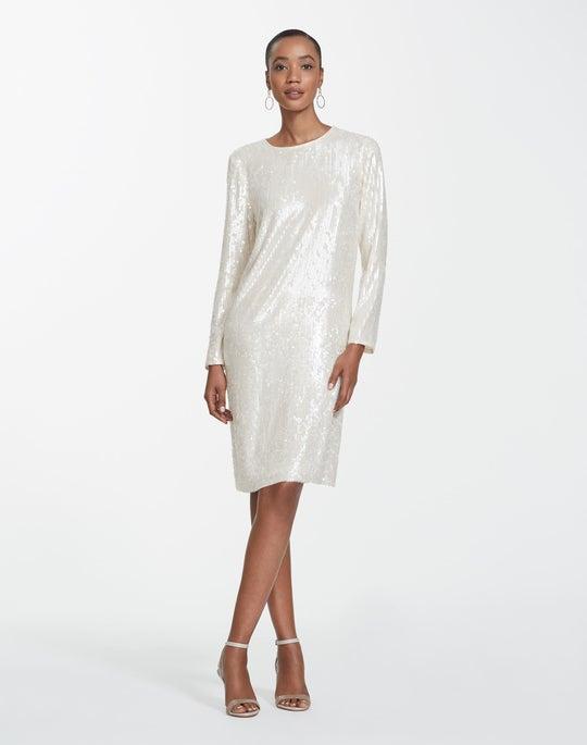 Spectrum Sequins Bonnie Dress