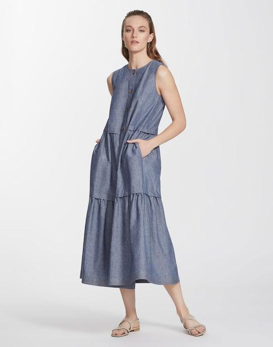 Washi Cloth Nadine Dress