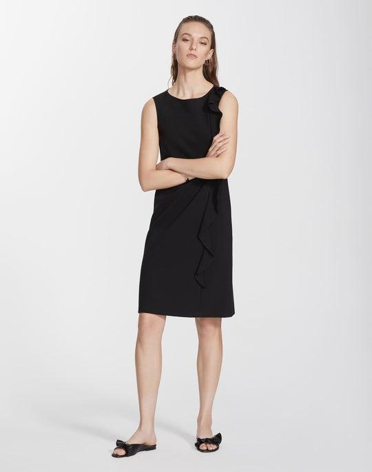 Petite Punto Milano Josie Dress