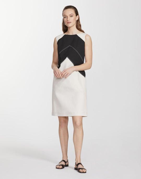 Italian Gabardine Hyde Dress