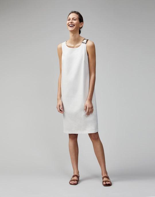 Petite Fundamental Bi-Stretch Rhye Dress