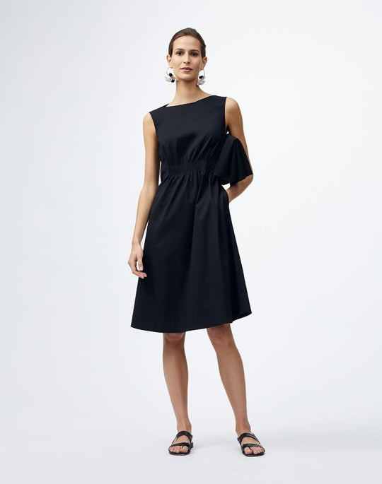 Classic Stretch Cotton Tryston Dress