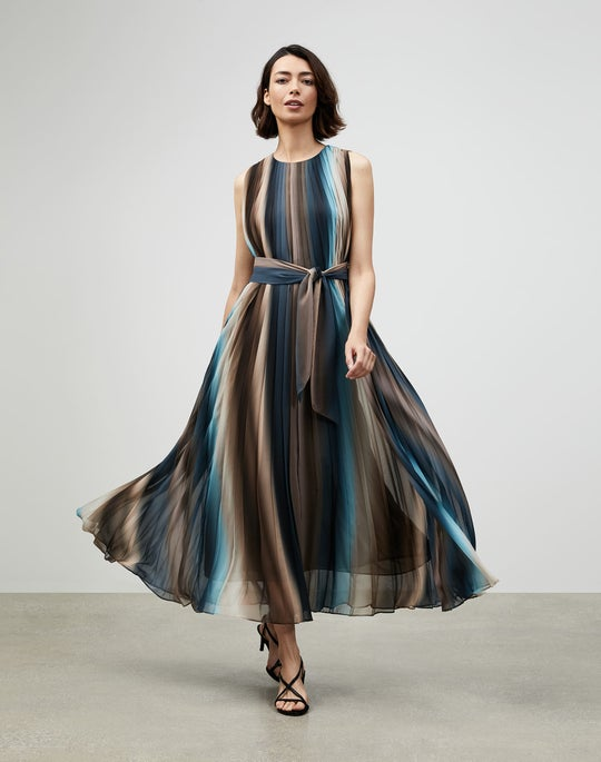 Blur Print Pietra Dress