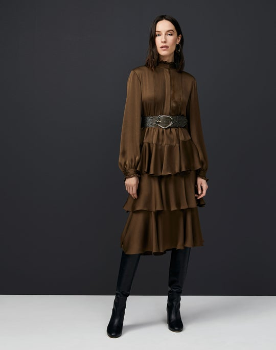 Carlisle Cloth Raines Dress Outfit