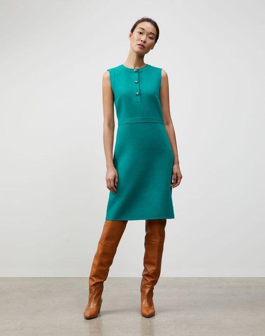 Plus Nouveau Crepe Alex Sheath Dress