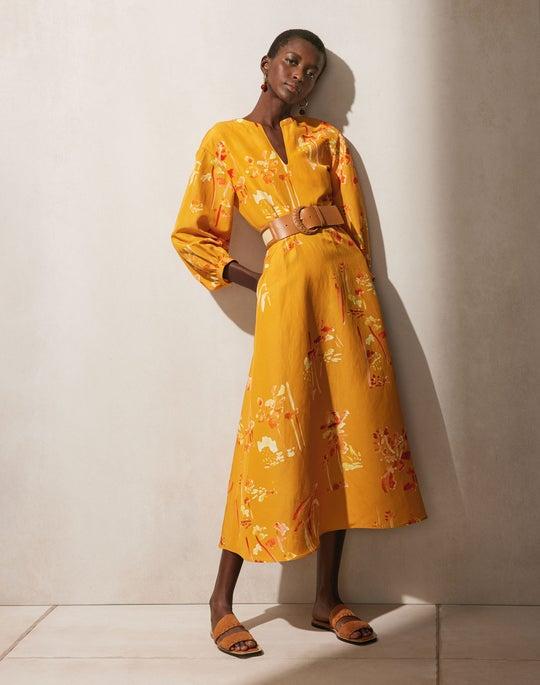 Leona Dress Outfit
