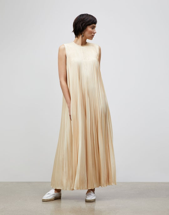 Willow Maxi Dress In Carlisle Cloth