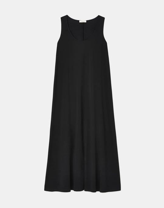 Plus-Size Luna Dress In Midweight Matte Jersey