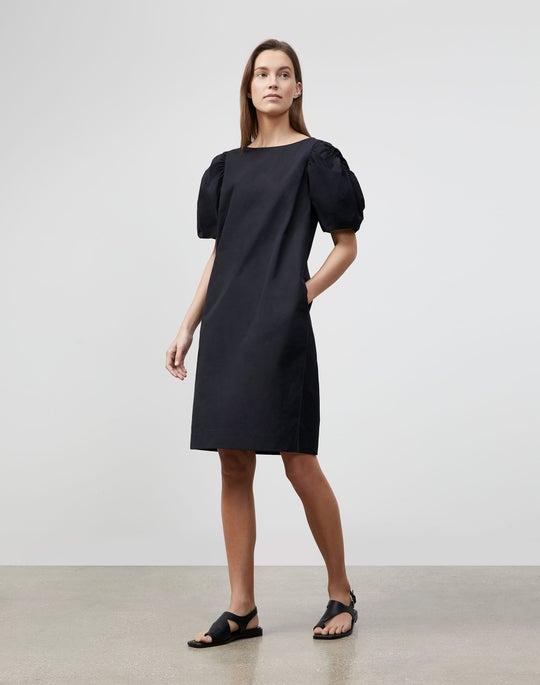 Hattie Dress In Italian Sculpted KindCotton