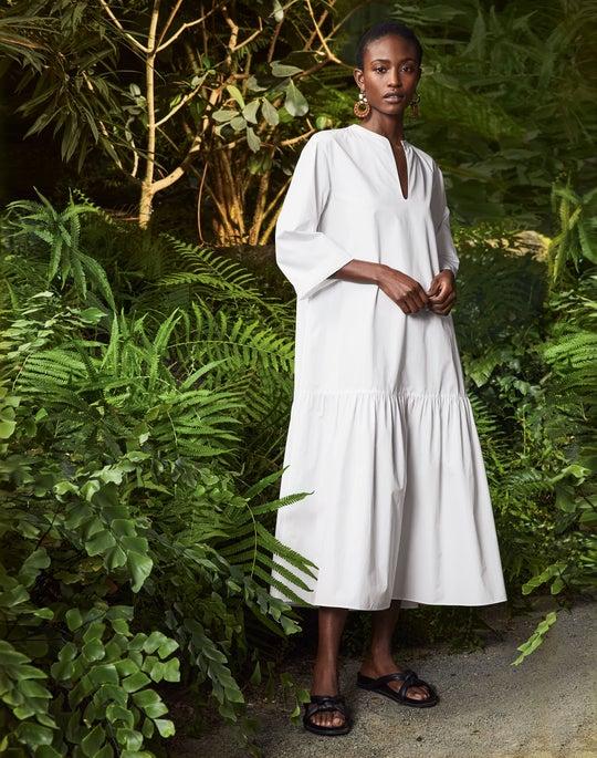 Sander Dress Outfit