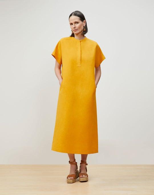 Aiden Dress In Coastal Cloth