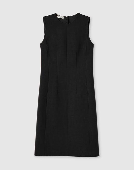 Plus-Size Adsley Sheath Dress In KindWool Nouveau Crepe