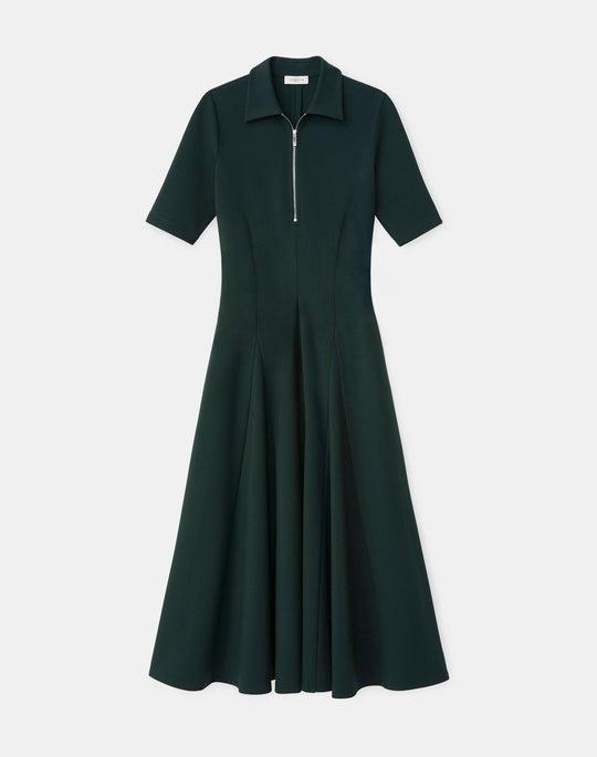 Fallon Dress In KindMade Italian Punto Milano
