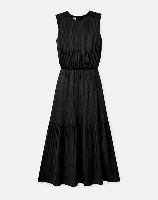 Levana Dress In Carlisle Cloth