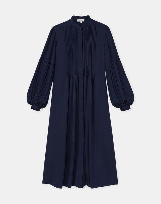Plus-Size Layla Dress In Satin