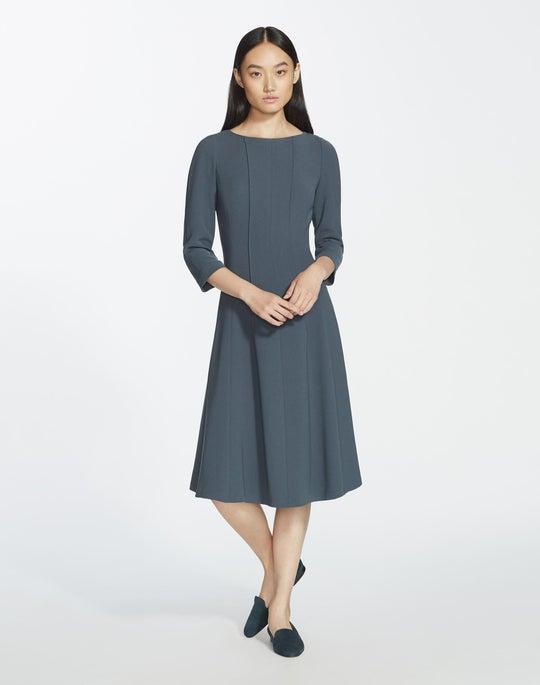 Finesse Crepe Amalie Dress