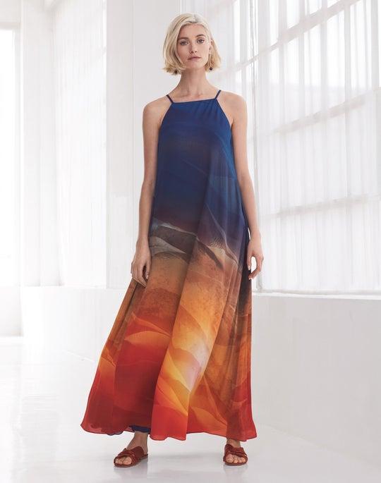 Maxi Leonissa Dress