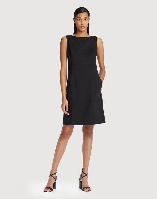 Fundamental Bi-Stretch Paxton Dress