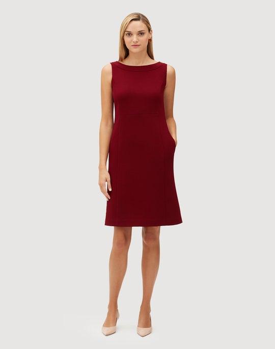 Nouveau Crepe Paxton Dress