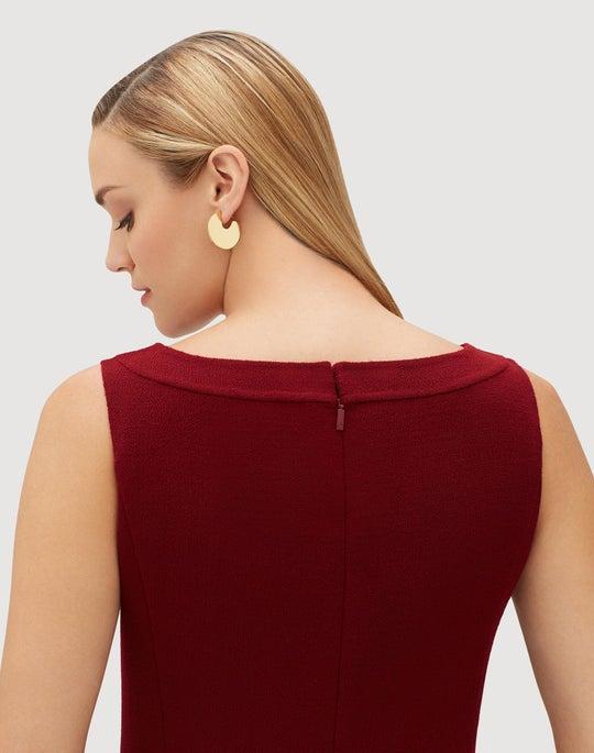 Petite Nouveau Crepe Paxton Dress
