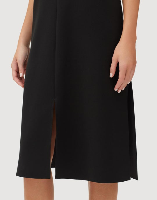 Finesse Crepe Dante Dress
