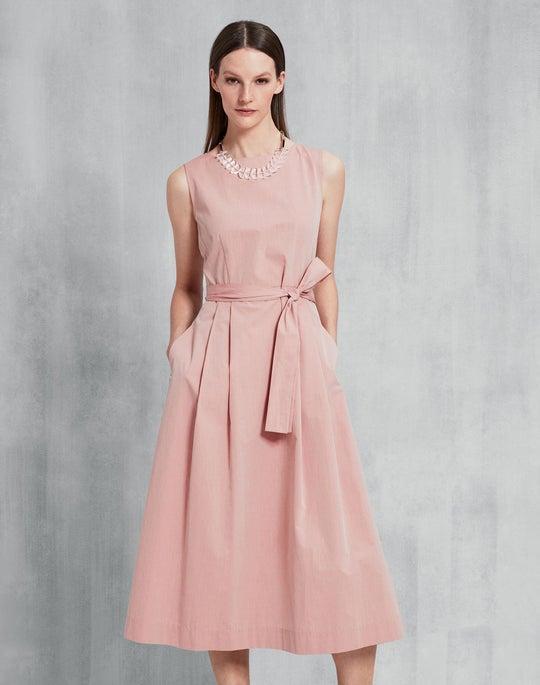 Sueded Italian Cotton Sammy Dress