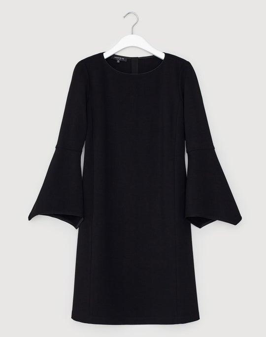 Plus-Size Punto Milano Paloma Dress