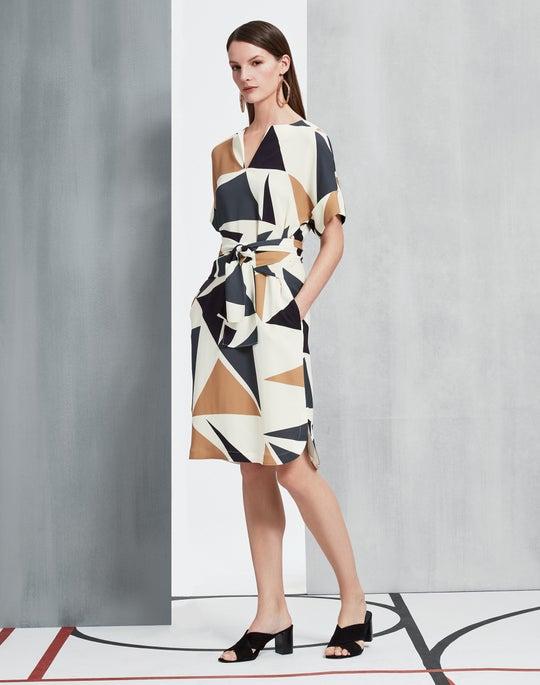 Jubilee Dress and Dustan Slide