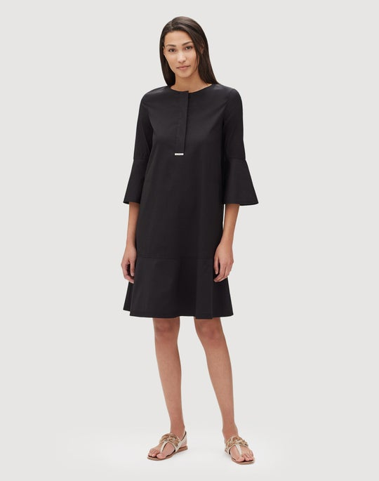 Classic Stretch Cotton Verna Dress