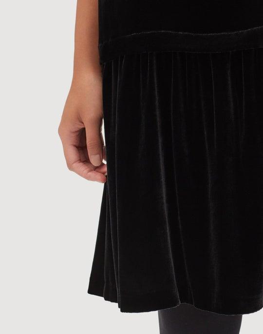 Classic Velvet Abbie Dress