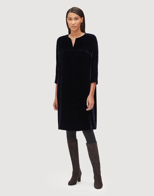 Classic Velvet Thoren Dress