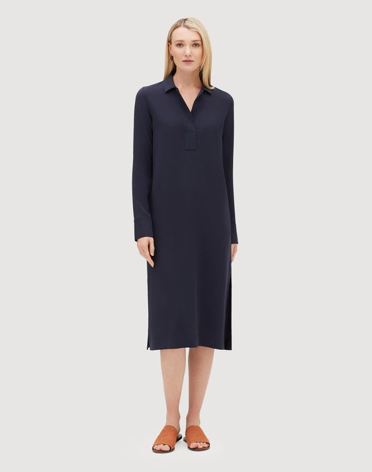 Finesse Crepe Hansel Dress