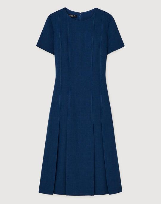 Nouveau Crepe Jannie Dress