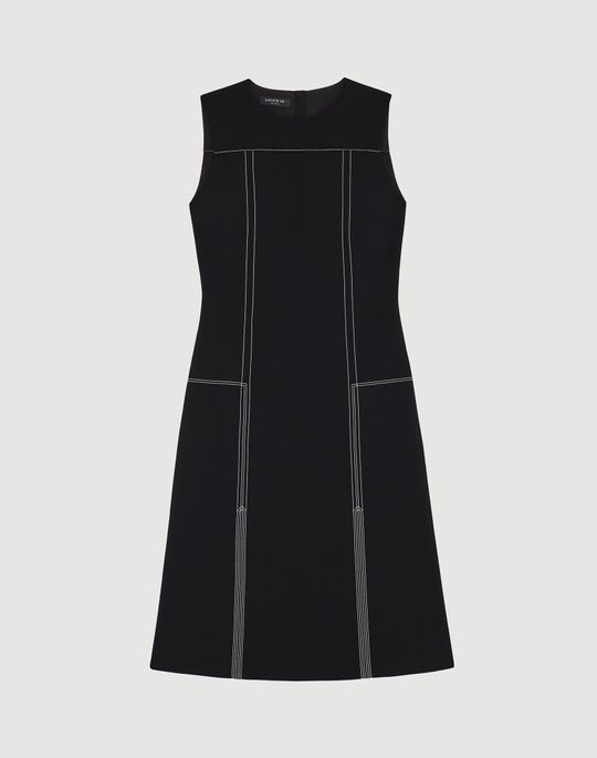 Sleek Tech Cloth Kenny Dress