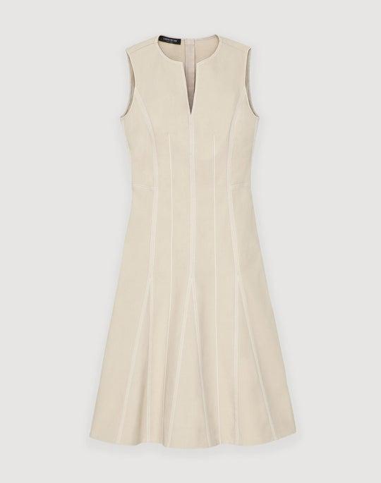 Petite Fundamental Bi-Stretch Rochelle Dress