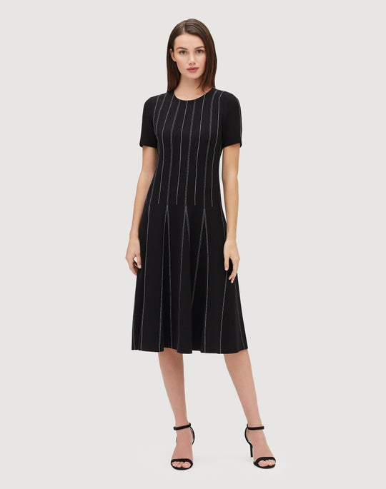 Petite Finesse Crepe Malita Dress