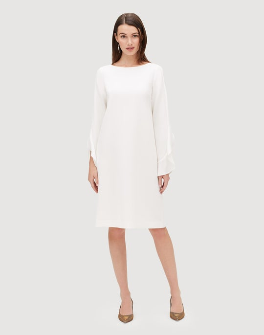 Finesse Crepe Emory Dress
