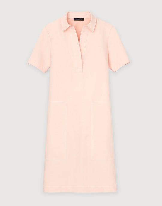 Fundamental Bi-Stretch Novella Dress