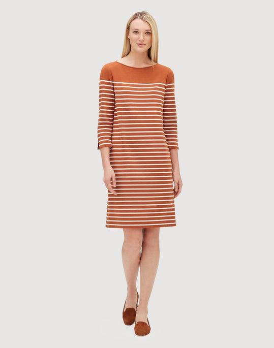 Breton Stripe Daytona Dress