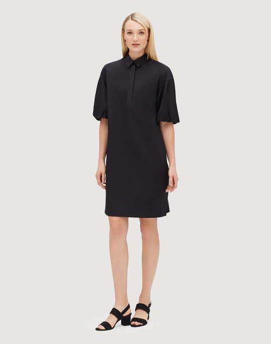 Classic Stretch Cotton Pia Dress