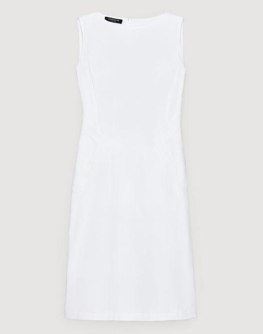 Fundamental Bi-Stretch Ensley Dress