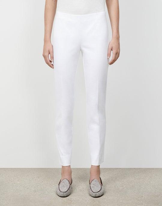 Plus-Size Jodhpur Cloth Front Zip Lexington Pant