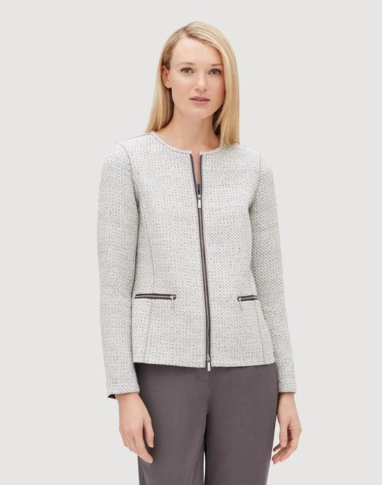 Trestle Weave Kerrington Jacket